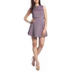 Abbigliamento Donna Abiti corti Denny Rose ATRMPN-29437 Blu