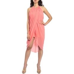 Abbigliamento Donna Abiti corti Denny Rose ATRMPN-29449 Rosa