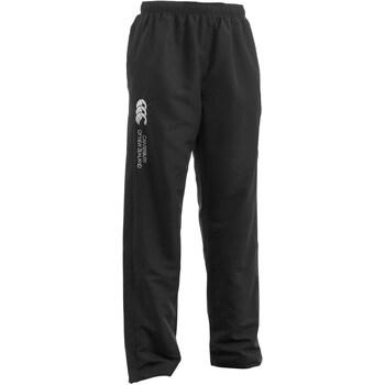 Abbigliamento Uomo Pantaloni da tuta Canterbury  Nero/Bianco