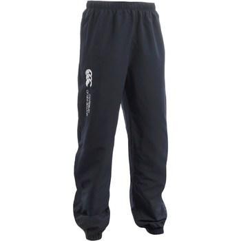 Abbigliamento Uomo Pantaloni da tuta Canterbury  Blu navy/Bianco