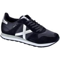 Scarpe Uomo Sneakers basse Munich Massana 432 Negro