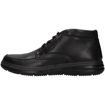 Scarpe Uomo Sneakers alte Enval 8208300 NERO