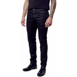 Abbigliamento Uomo Jeans slim Kaporal Darko Nero
