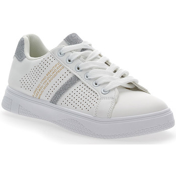 Scarpe Donna Sneakers basse Pushy Wamp 3340 BIANCO