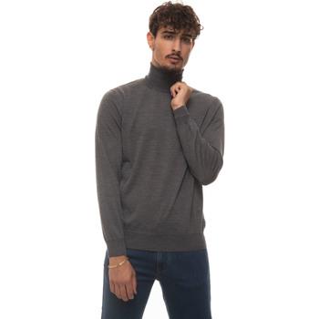 Abbigliamento Uomo Maglioni Canali C0020-MK00077112 Grigio medio