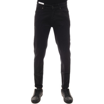 Abbigliamento Uomo Jeans Pto5 C5TJ05B30BAS-OA08SC55 Nero