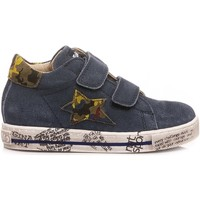 Scarpe Bambino Sneakers basse Falcotto Sneakers Sasha blu