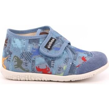 Scarpe Bambino Pantofole Ciciban 58 - 61450 Celeste