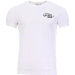 Abbigliamento Uomo T-shirt maniche corte Von Dutch VD/TRC/DARY Bianco