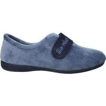 Scarpe Donna Pantofole Cosdam Z. DE CASA  13133 SEÑORA AZAFATA Bleu