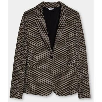 Abbigliamento Donna Giacche / Blazer Liujo WF1183J1657 nero