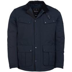Abbigliamento Uomo Cappotti Barbour MWB0819 blu