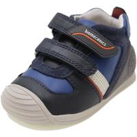 Scarpe Bambino Sneakers basse Biomecanics BIOGATEO BLU