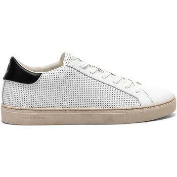Scarpe Uomo Sneakers basse Crime London LOW TOP ESSENTIAL White