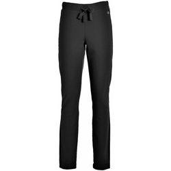 Abbigliamento Donna Pantaloni da tuta Deha PANTALONE IN FELPA DONNA Black