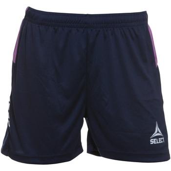 Abbigliamento Donna Shorts / Bermuda Select Short femme  Player Comet bleu navy