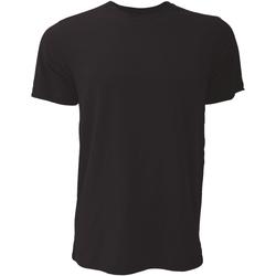 Abbigliamento Uomo T-shirt maniche corte Bella + Canvas CA3001 Nero vintage