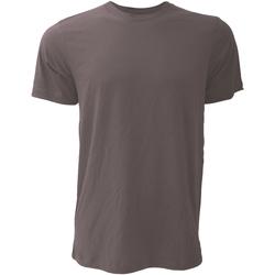 Abbigliamento Uomo T-shirt maniche corte Bella + Canvas CA3001 Asfalto