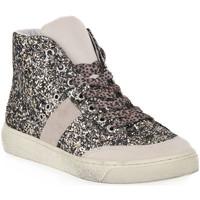 Scarpe Donna Sneakers alte At Go GO GINGER GESSO Bianco