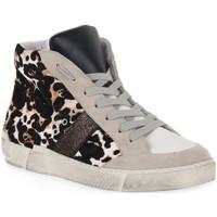 Scarpe Donna Sneakers alte At Go GO 4146 CHICCO BIANCO Bianco