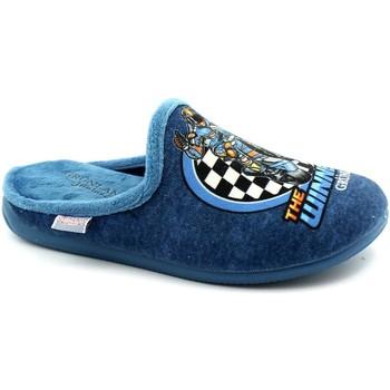 Scarpe Unisex bambino Pantofole Grunland GRU-I21-CI2402-JE Blu