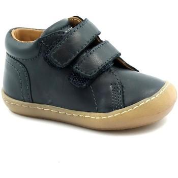 Scarpe Unisex bambino Stivaletti Grunland GRU-I21-PP0080-BL Blu