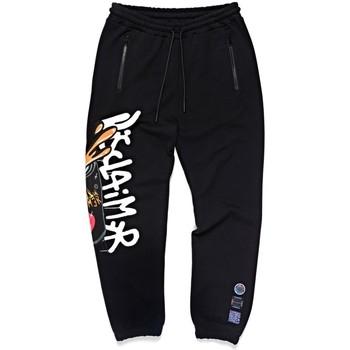 Abbigliamento Uomo Pantaloni da tuta Disclaimer Energy Sweatpant Nero Nero