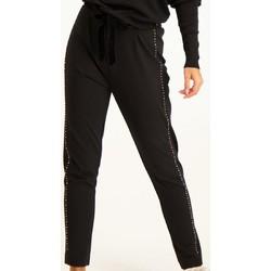 Abbigliamento Donna Pantaloni morbidi / Pantaloni alla zuava Kocca MARLON nero