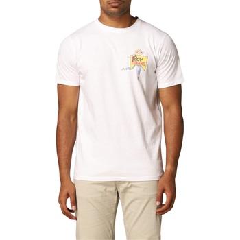 Abbigliamento Uomo T-shirt maniche corte Roy Rogers ATRMPN-29558 Bianco
