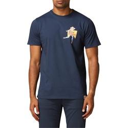 Abbigliamento Uomo T-shirt maniche corte Roy Rogers ATRMPN-29559 Blu