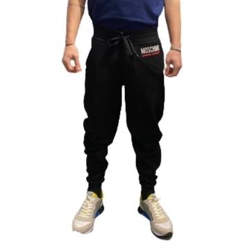 Abbigliamento Uomo Pantaloni Moschino PANTALONE UOMO Nero