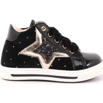 Scarpe Unisex bambino Sneakers alte Walkey 26 - 41460 Nero