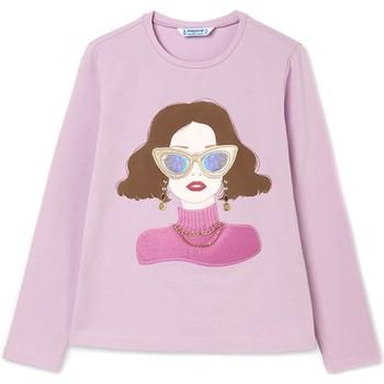 Abbigliamento Bambina Felpe Mayoral  Rosa