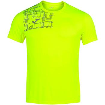 Abbigliamento Uomo T-shirt maniche corte Joma - T-shirt giallo 102242.060 GIALLO