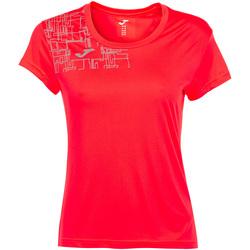 Abbigliamento Donna T-shirt maniche corte Joma - T-shirt arancione 901419.040 ARANCIONE