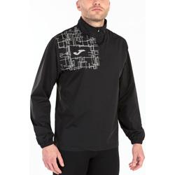 Abbigliamento Uomo T-shirts a maniche lunghe Joma - T-shirt nero 102234.100 NERO