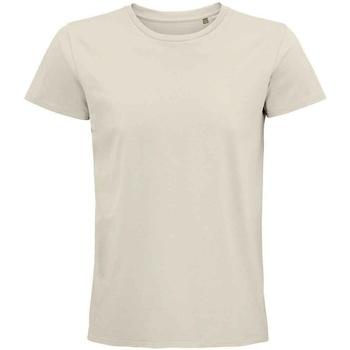 Abbigliamento T-shirt maniche corte Sols 03565 Naturale