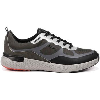 Scarpe Uomo Sneakers basse Fluchos F1389 Verde