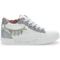Scarpe Bambina Sneakers Sweet Years 8019 BIANCO