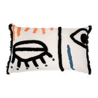 Casa Fodere per cuscini Sema ARTY Bianco