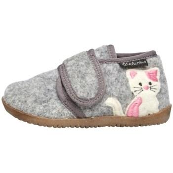 Scarpe Bambino Pantofole Naturino 300 - 4000693 Grigio