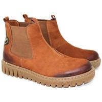 Scarpe Donna Sneakers Tiurai STIVALETTO  - RAISE TABACCO Multicolore