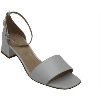 Scarpe Donna Sandali Angela Calzature AANGC1529perlato bianco