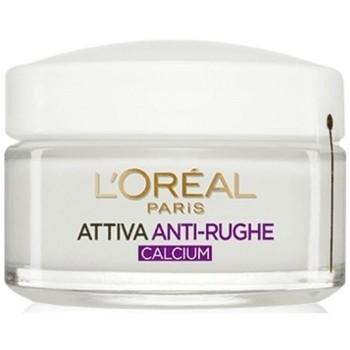 Bellezza Donna Antietà & Antirughe L'oréal L'Oréal Paris Attiva Trattamento Riparatore Anti Rughe 55+