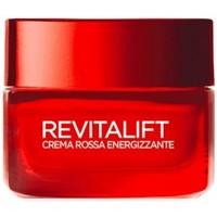 Bellezza Donna Antietà & Antirughe L'oréal L'Oréal Paris Crema Rossa Energizzante Revitalift