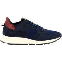 Scarpe Uomo Sneakers basse Philippe Model ATRMPN-29603 Blu