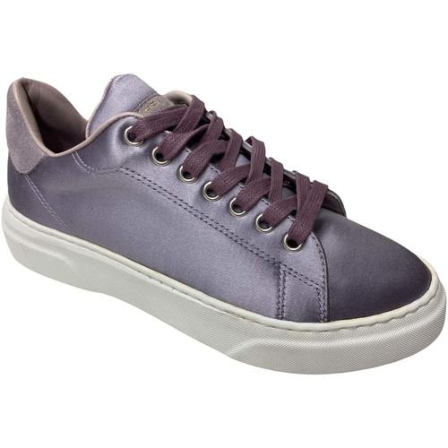 Scarpe Donna Sneakers basse Philippe Model ATRMPN-29606 Viola