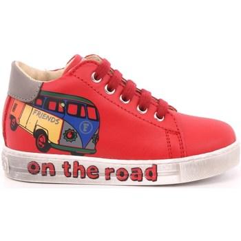 Scarpe Unisex bambino Sneakers basse Naturino 305 - 2016202 Rosso