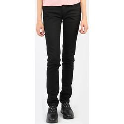 Abbigliamento Donna Jeans skynny Wrangler Molly Black Soul W251VB13H black