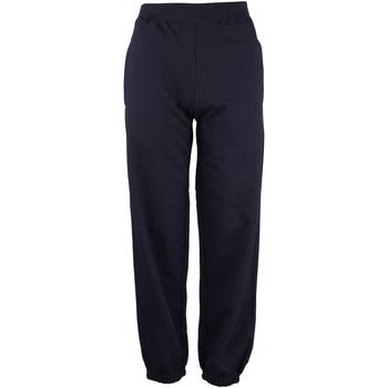 Abbigliamento Unisex bambino Pantaloni Awdis JH72J Blu navy